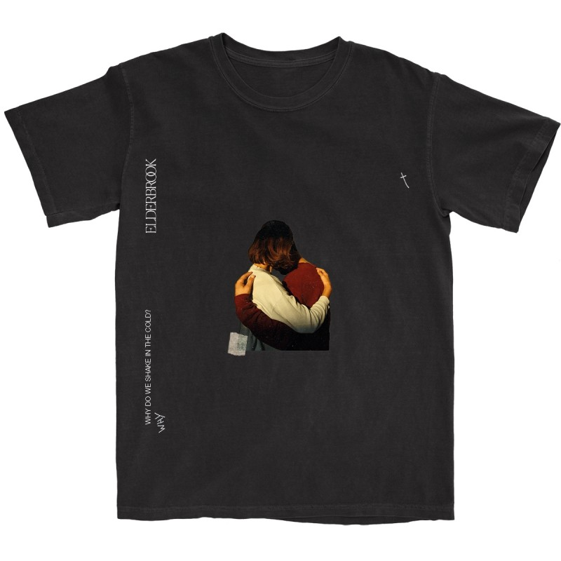 Why Do We Shake In The Cold? Black T-Shirt