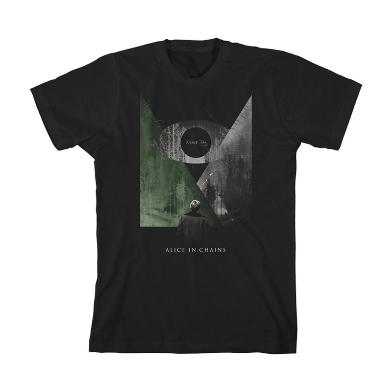 Rainier Fog Album T-Shirt