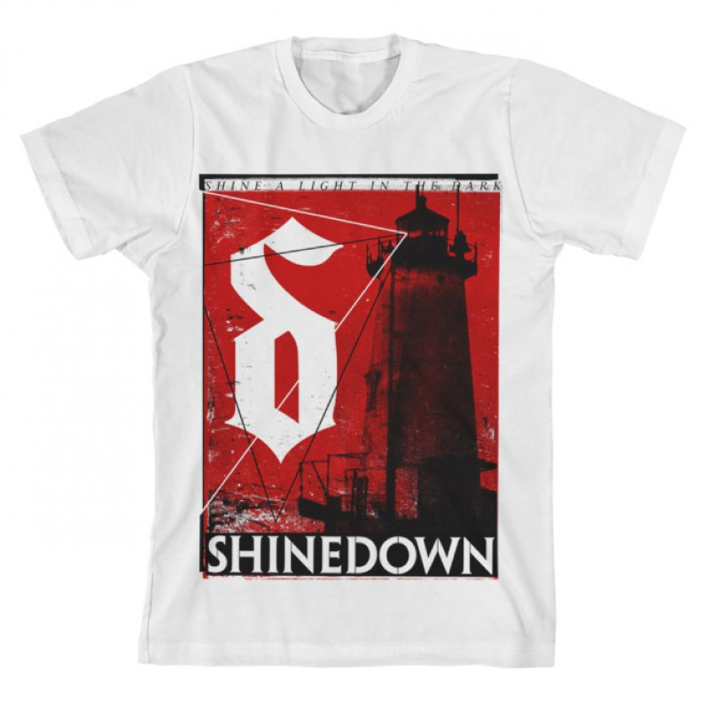 Lighthouse Slim Fit T-Shirt