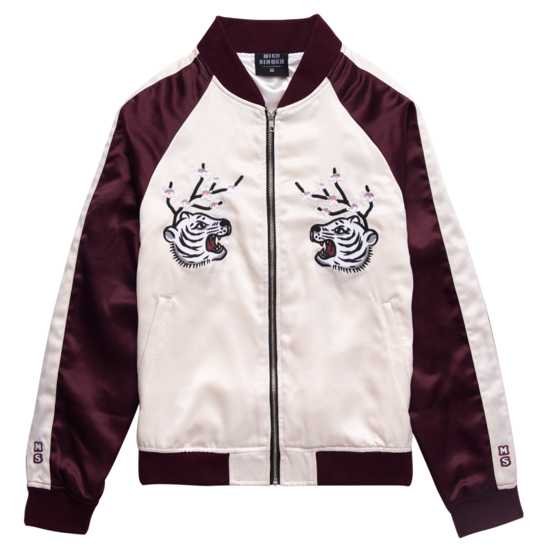 White Tiger Jacket