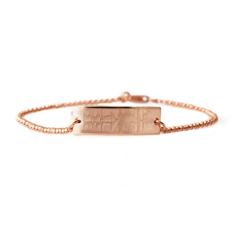 Attention Soundwave Bracelet | Charlie Puth