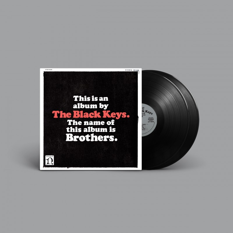 The Black Keys | Brothers (Deluxe Remastered Anniversary Edition) (Double Vinyl)