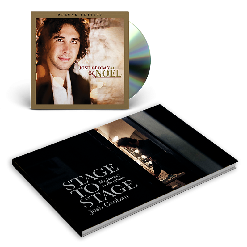 Noel Deluxe Limited Edition Book Bundle | Josh Groban Store