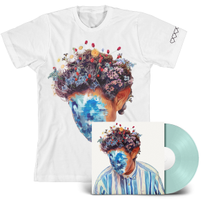The Fall of Hobo Johnson + Album Cover T-Shirt