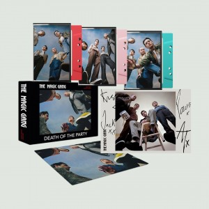 Death of the Party Jigsaw + Triple Cassette + Signed Art Card