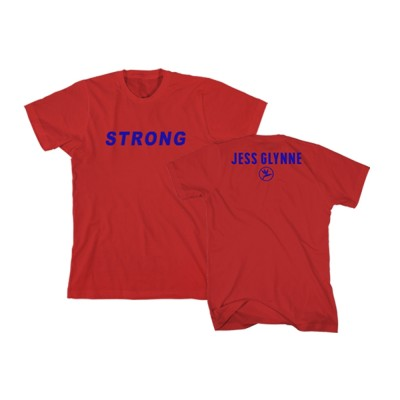 Strong Red T-Shirt