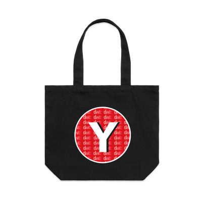 Yonaka Y Logo Shopper Bag