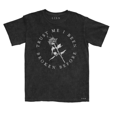 Broken Before Mineral Wash T-Shirt