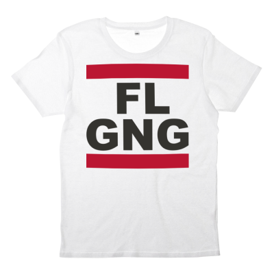 FL GNG T-Shirt White