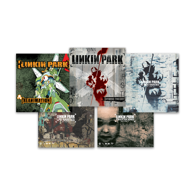 Linkin Park - Hybrid Theory 20th Anniversary Digital Download