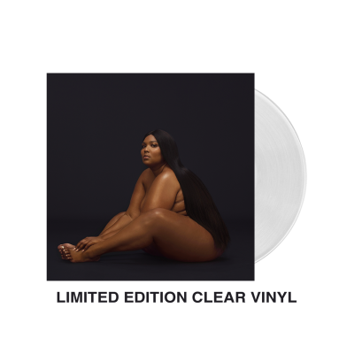 Cuz I Love You (Deluxe) Limited Edition Clear Vinyl
