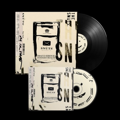 Mixtapes EP Vinyl + CD Bundle