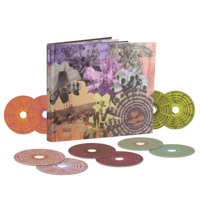 Woodstock - Back To The Garden - 50th Anniversary Experience 10CD