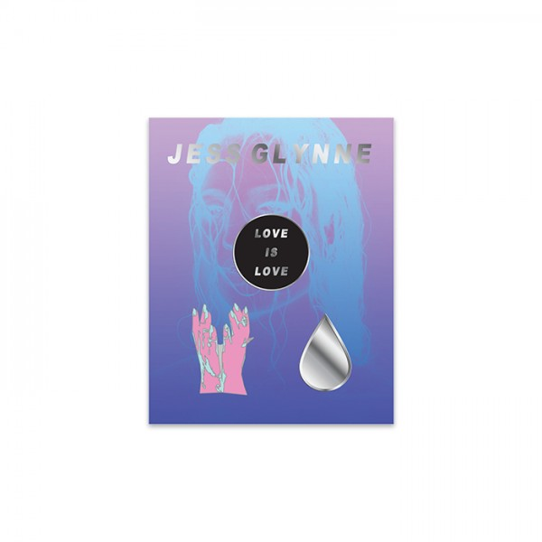 Jess Glynne - Pin Badge Set