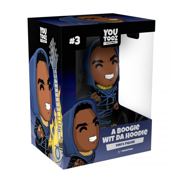 A Boogie Wit Da Hoodie Collectible Figure