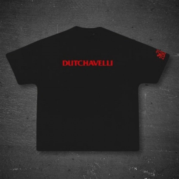 Dutch From The 5th Black T-Shirt