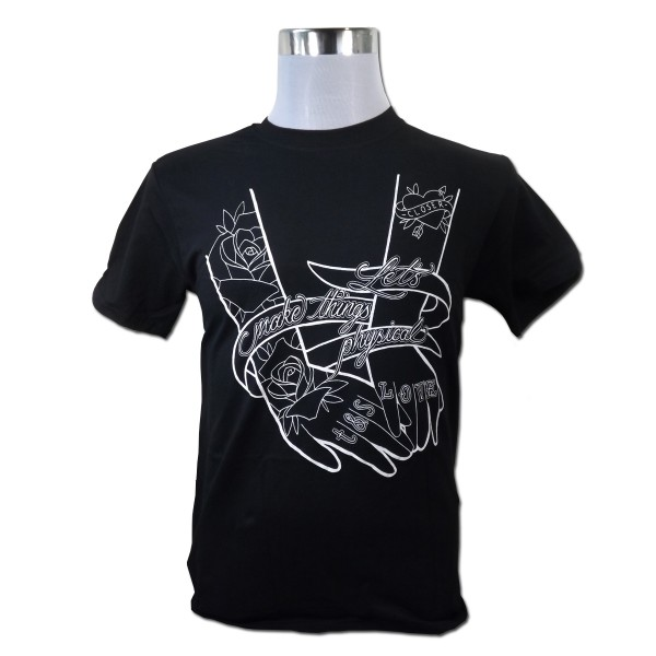 Closer Tattoo Slim Fit T-Shirt
