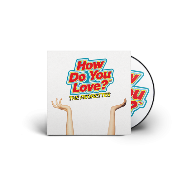 How Do You Love? CD