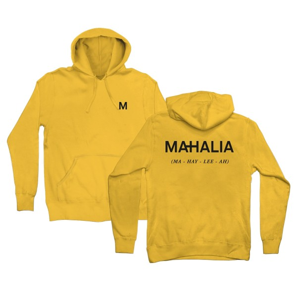 Mahalia Yellow
