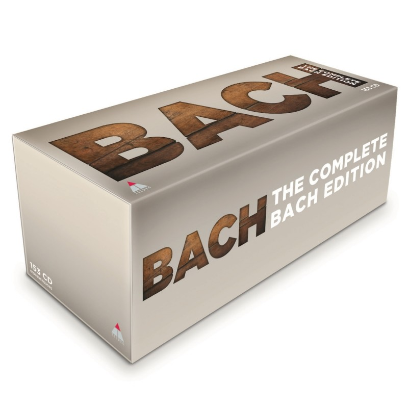 The Complete Bach Edition (Default)