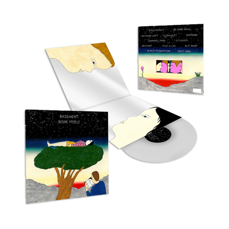 Beside Myself Deluxe Vinyl