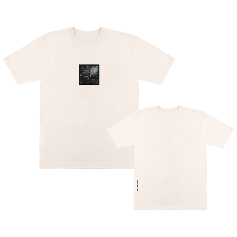 FOC Cover Ivory T-Shirt