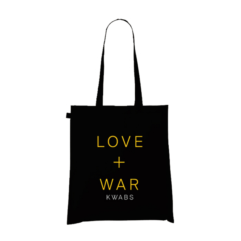 Kwabs Tote Bag