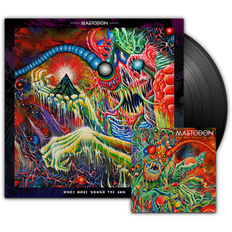Once More 'Round the Sun Limited Edition Double Gatefold Vinyl