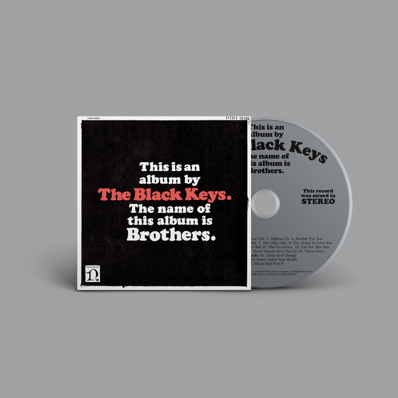 The Black Keys | Brothers (Deluxe Remastered Anniversary Edition) (CD)