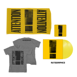 ATTENTION ATTENTION Ultimate Vinyl Bundle