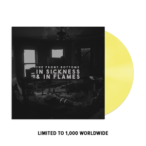 In Sickness & In Flames Vinyl (Lemon) + Digital Album