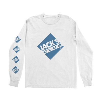 Jacks Club Long Sleeve T-Shirt (Apparel)