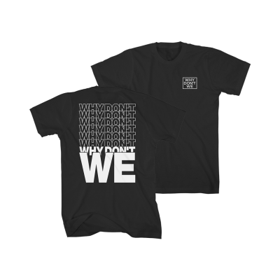 Why Don't We Repeating T-Shirt