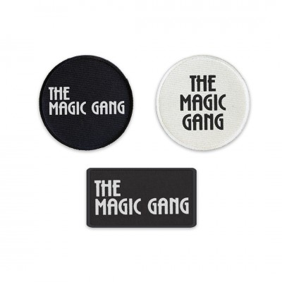 The Magic Gang Woven Patch Set