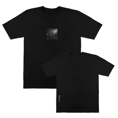 FOC Cover Black T-Shirt