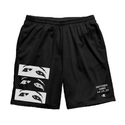 Eyes Repeat Basketball Shorts (Apparel)