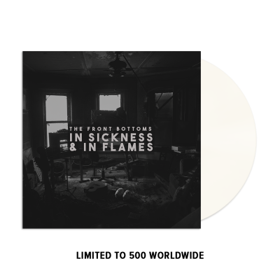 In Sickness & In Flames Vinyl (Milky Clear)