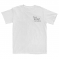 PLEASE EXCUSE ME T-SHIRT (WHITE)