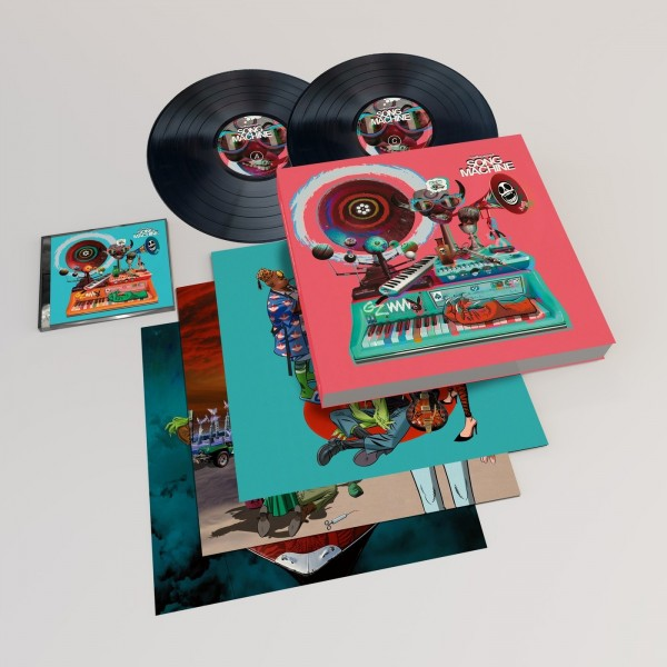 Song Machine, Season One Limited Deluxe Vinyl