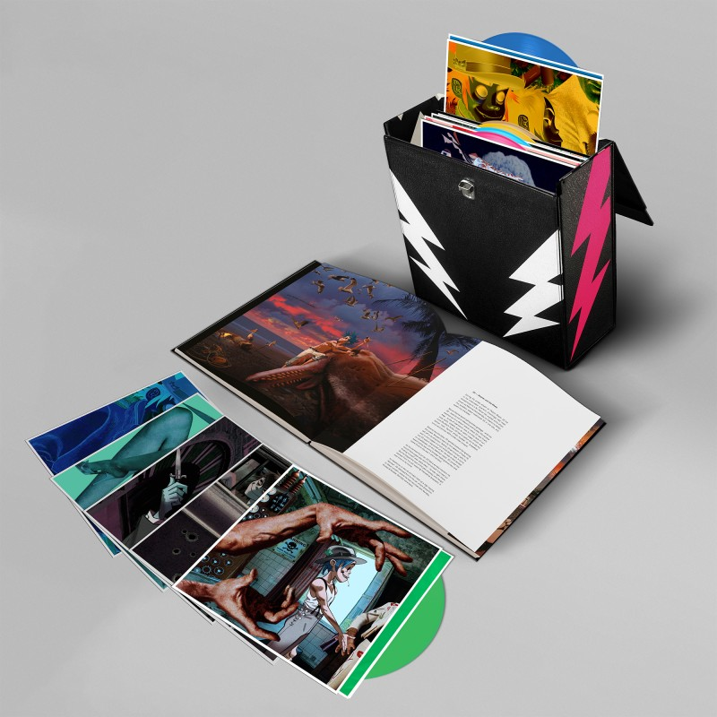 Humanz: Super Deluxe Vinyl Box Set (Signed)