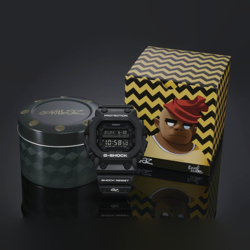 LIMITED EDITION RUSSEL G-SHOCK GX56 'THE KING' WATCH