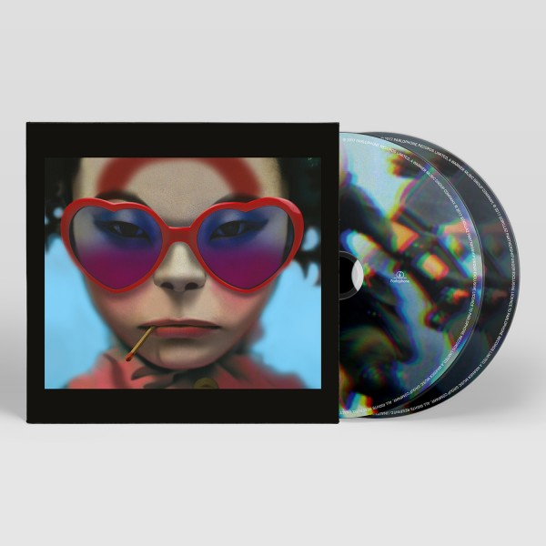 Humanz: Special Edition 2-CD Set