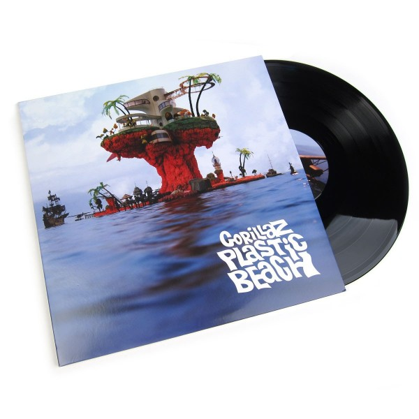 Plastic Beach Double Vinyl Album