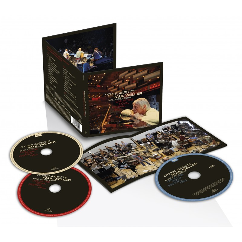 Other Aspects, Live At The Royal Festival Hall 2CD & DVD
