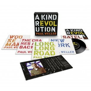 Paul Weller - A Kind Revolution Deluxe Vinyl Box Set