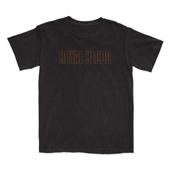 Limited Edition Trouble's Coming Black T-Shirt