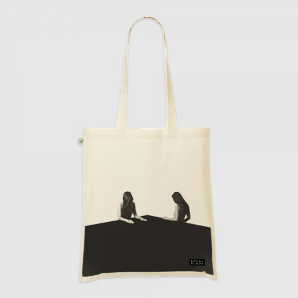 Royal Blood - How Did We Get So Dark? Tote Bag