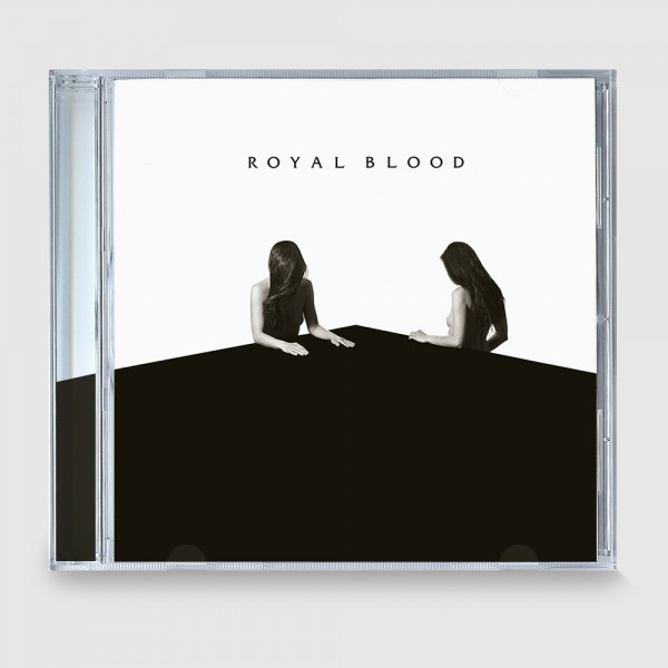 Royal Blood - How Did We Get So Dark? CD