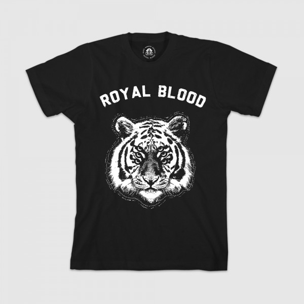 Arch Six Eyed Tiger T-Shirt - Royal Blood