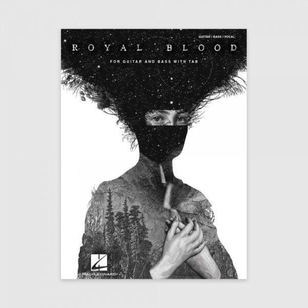 Royal Blood Tab & Lyric Song Book